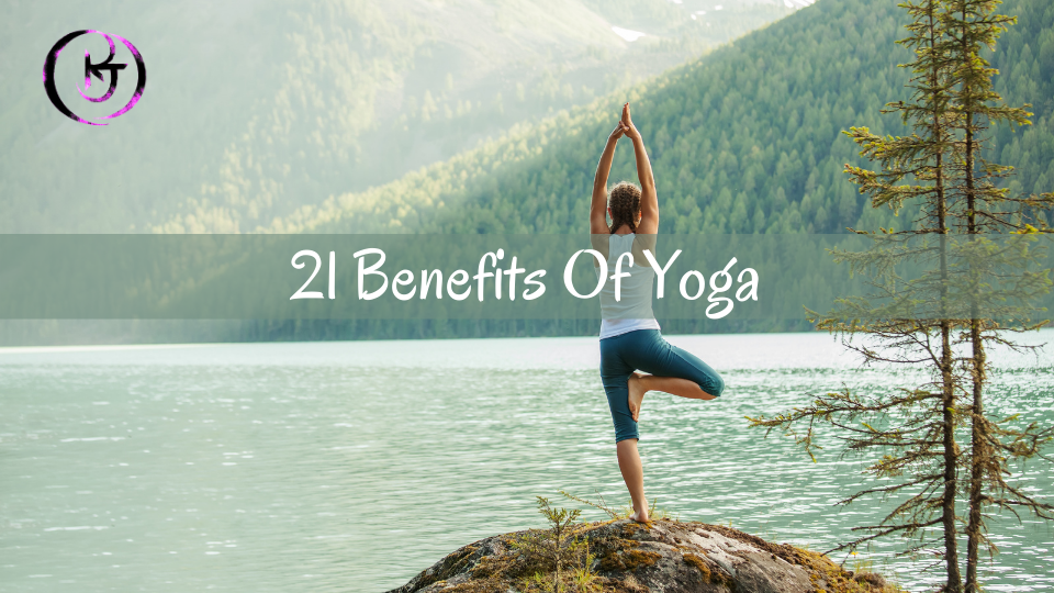 21 Benefits of Yoga